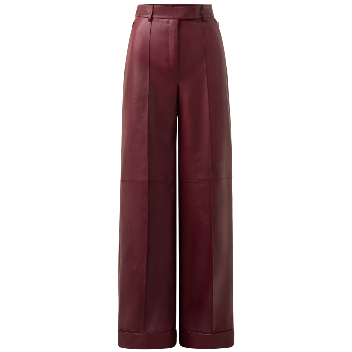 Akris Floretta trousers, £3,530