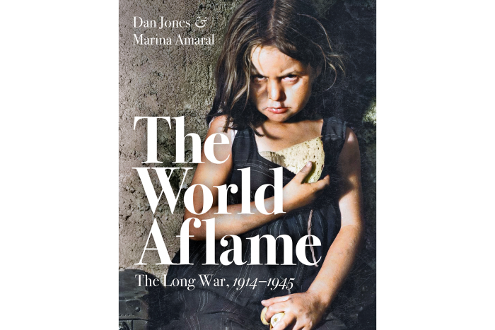 The World Aflame: The Long War, 1914-1945, by Dan Jones and Marina Amaral (Head of Zeus), £25