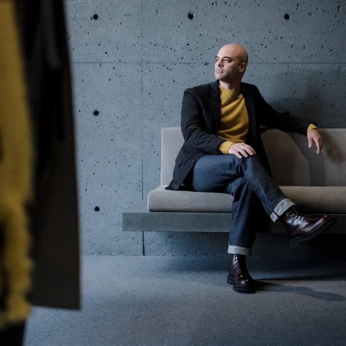 Ssense co-founder Firas Atallah