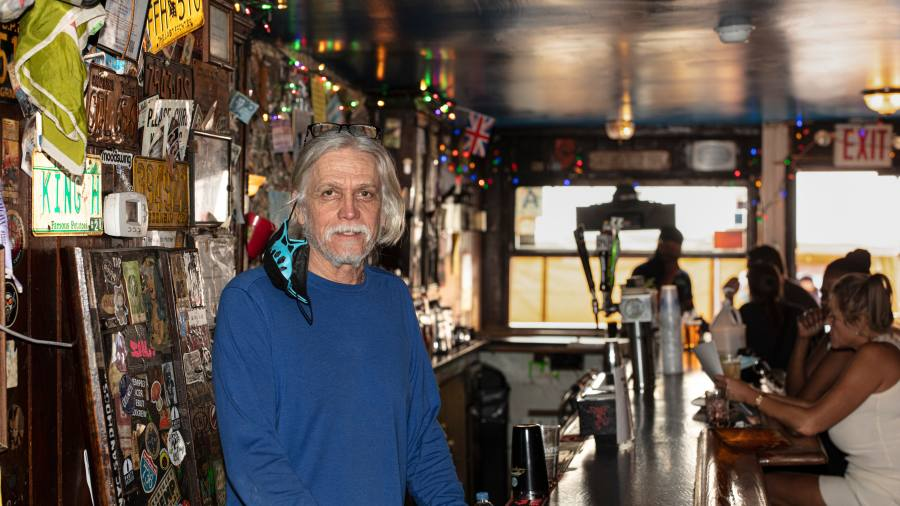 Traditional watering holes were among hardest hit businesses during lockdown