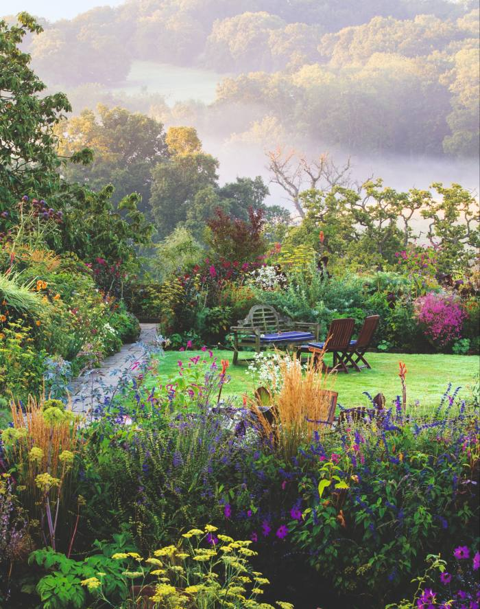 Herbaceous from The Garden: Elements and Styles