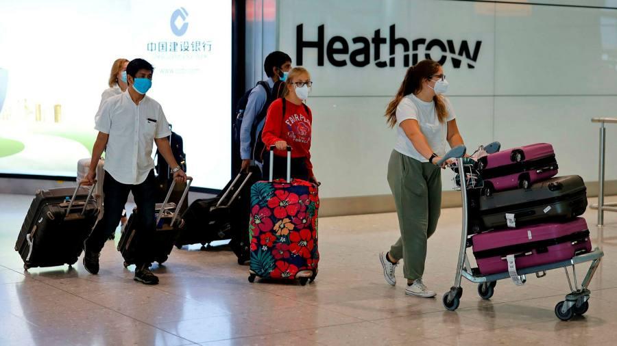 Johnson looks to soften quarantine amid Tory anger