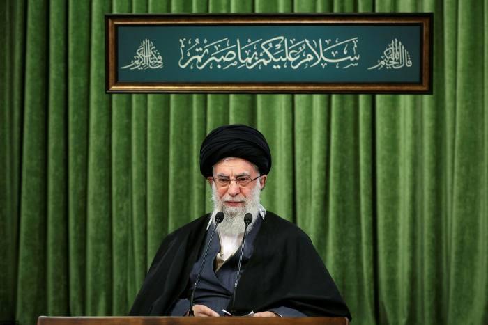 El líder supremo de Irán, el ayatolá Ali Khamenei, dijo la semana pasada que tres países europeos habían