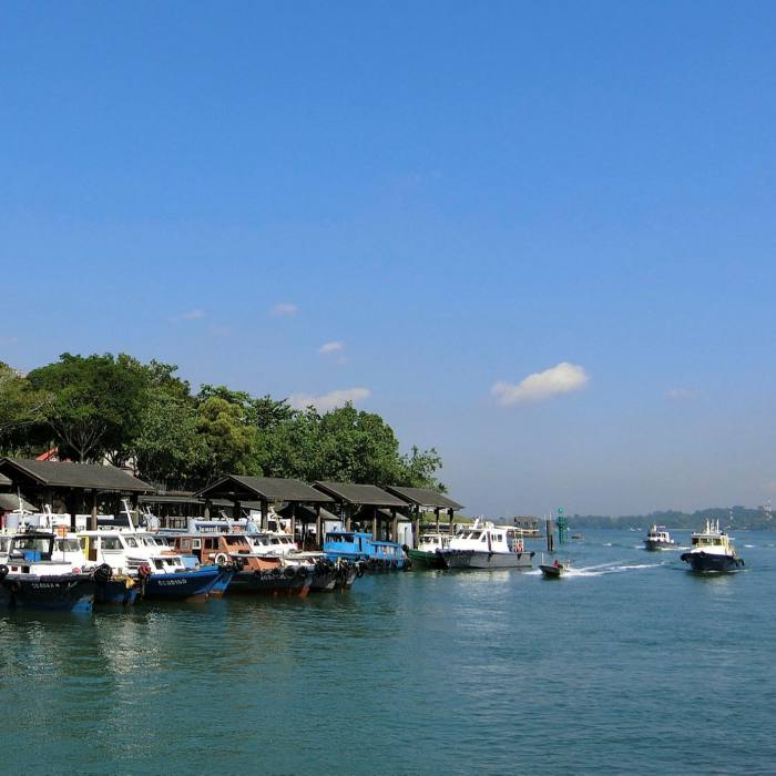 'Like going back in time several decades': Pulau Ubin