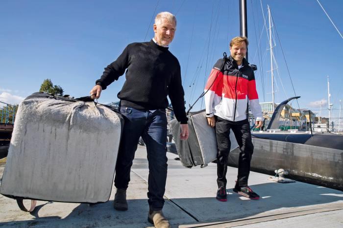 Ce bateau pourrait-il remporter le Vendée Globe?