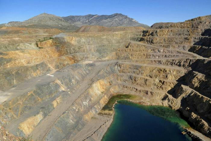 Using money raised from its upcoming listing, MP Materials plans to restart the mothballed processing plant at the Californian mine by 2022