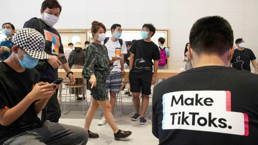 TikTok tries to block Trump administration's app store ban
