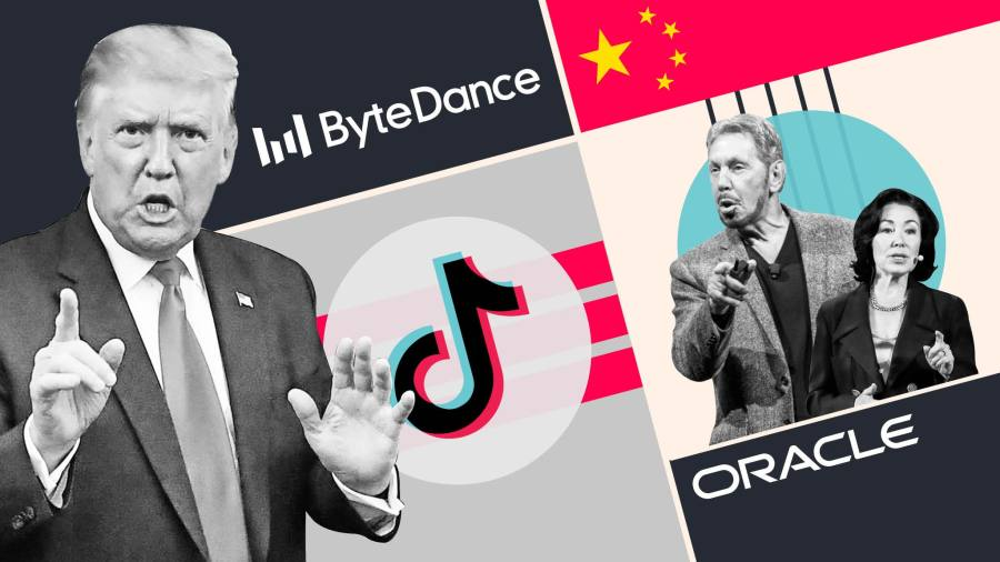 A messy sale process triggered by national security concerns reflects the growing tech rivalry between the US and China
