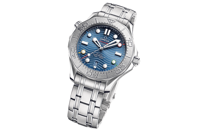 Seamaster Diver 300m for the Beijing Olympics next year