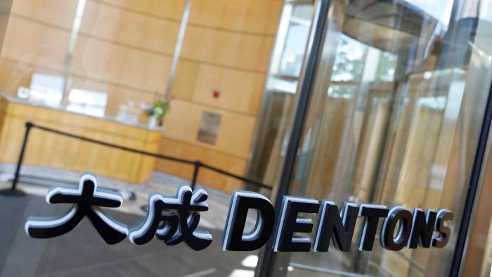 Fast adapters: Dentons' agile working model was put to the test during the pandemic