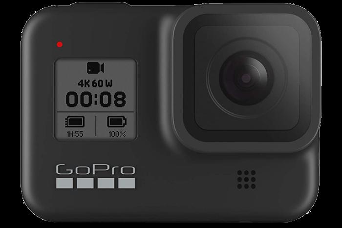 GoPro Hero8 Black camera, £329.99