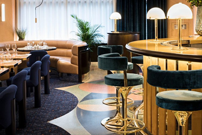 Folie hopes to attract a well-heeled audience to Golden Square with opulent interiors and Mediterranean cuisine
