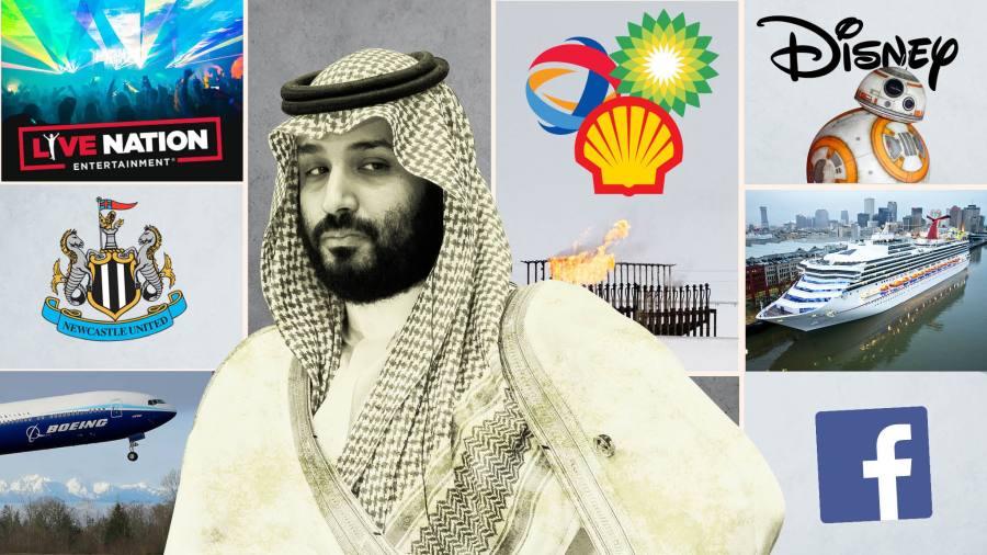 'Never waste a crisis': inside Saudi Arabia's shopping spree
