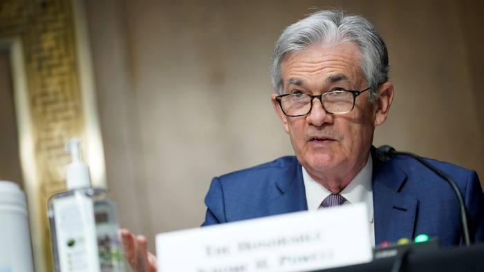 Jay Powell, Fed chair