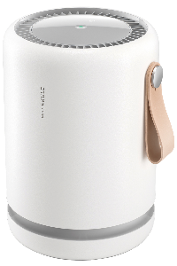 One of her recent finds: aMolekule air purifier