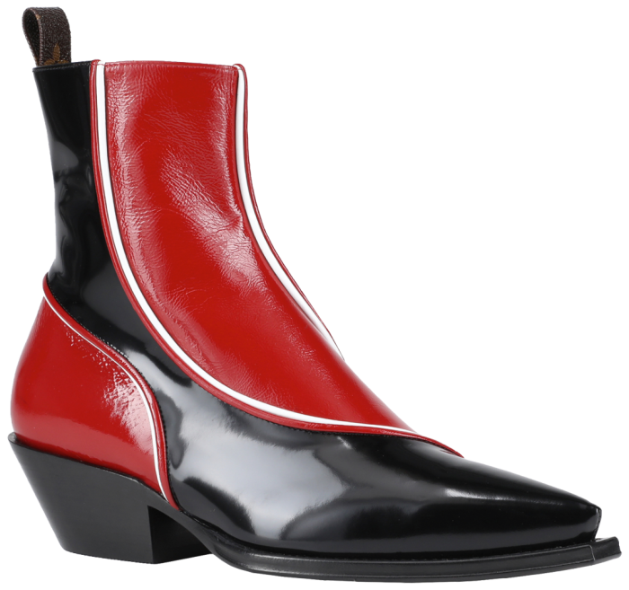 Louis Vuitton Matador boots, £1,210