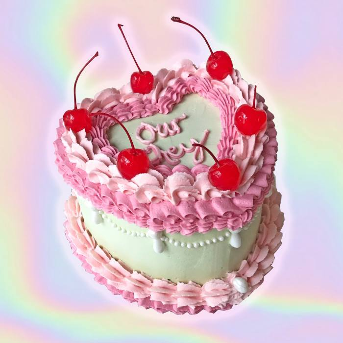 Coven Bakery cake, from £55