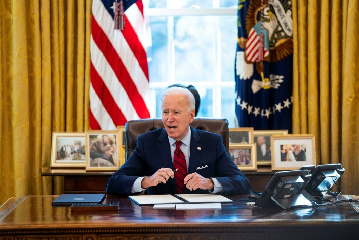 President Biden is attempting to push his infrastructure package through Congress