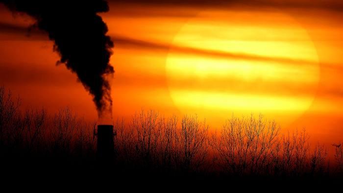 Coal-fired power plant in Kansas City