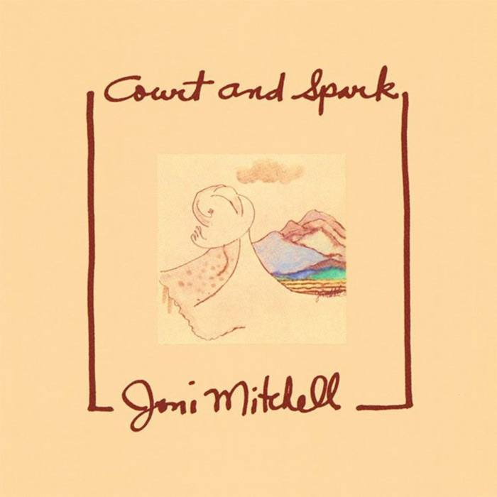 Court and Spark byJoni Mitchell