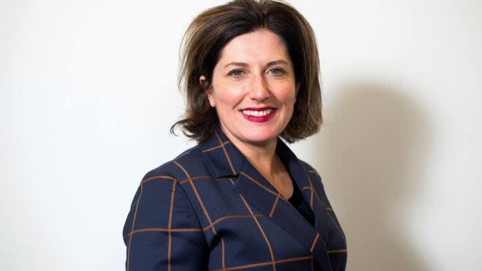 Mary O'Connor led KPMG UK for two months