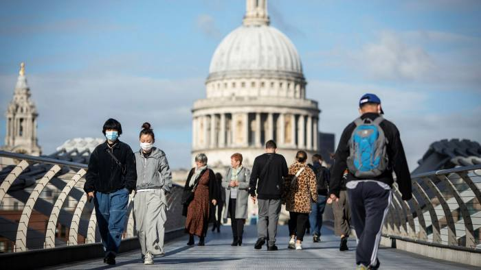 London on 'high' alert with tighter Covid-19 curbs from Saturday |  Financial Times