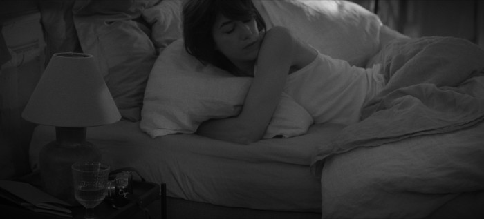 Charlotte Gainsbourg plays a self-involved actress in the Zara Home campaign film, Exposure