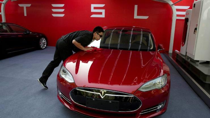 Tesla's blowout quarter