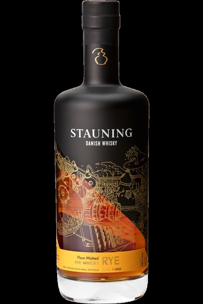 Stauning Rye, £56.95, masterofmalt.com