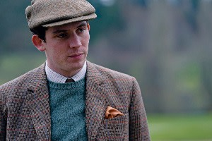 Playing Prince Charles in the third season of The Crown