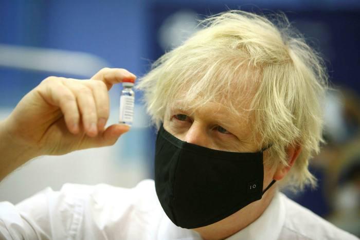 BorisJohnson, UK prime minister