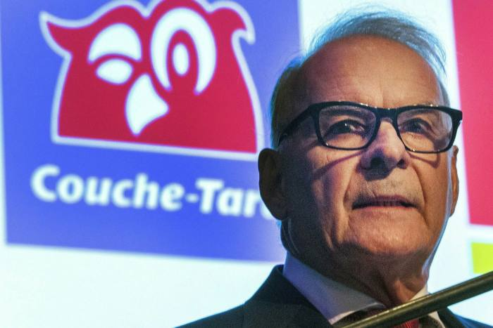Alain Bouchard, Couche-Tard's billionaire founder and chairman