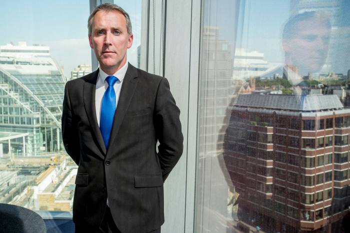 Ciaran Martin, former National Cyber Security Agency head, said the hack underlined 'the weakness of much of the west's cyber defences'