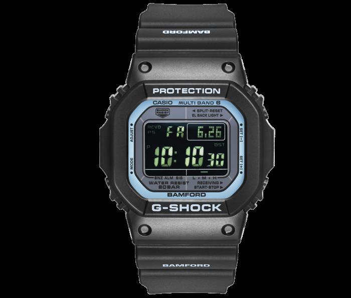 Casio x Bamford Watch Department G-Shock, £149