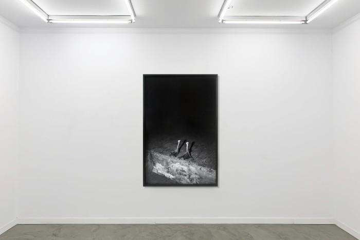 Grandmother, 2020, by Elena Helfrecht