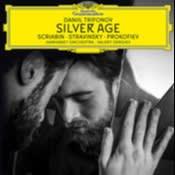 Album cover of 'Silver Age' by Daniil Trifonov