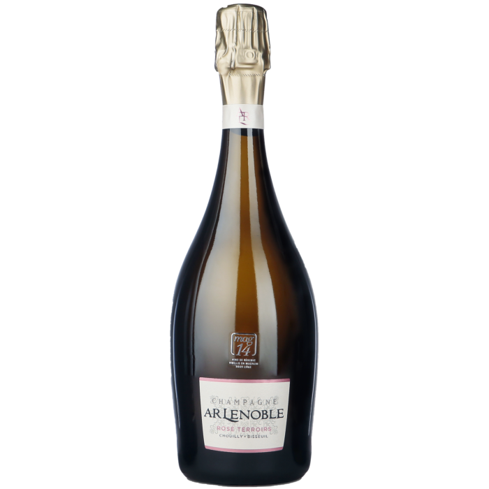 AR Lenoble NV RoséTerroirs Chouilly-Bisseuil