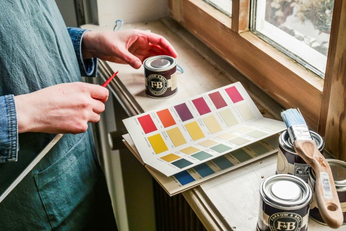 Farrow & Ball has been owned by Los Angeles private equity firm Ares since 2014
