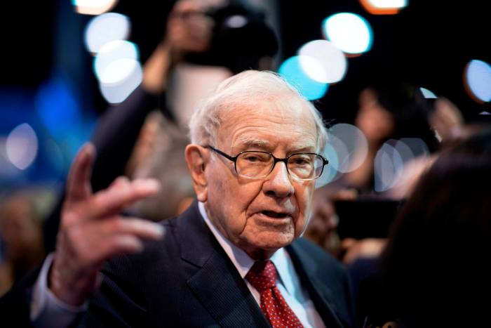 Warren Buffett has joined investors in buying into the latest gold rush