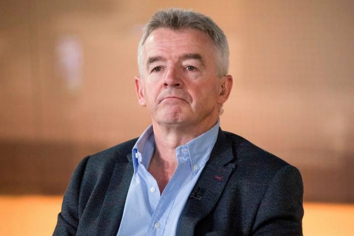 Michael O'Leary of Ryan