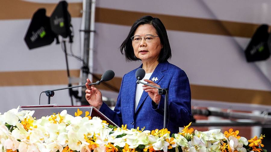 The acute dangers of a conflict over Taiwan