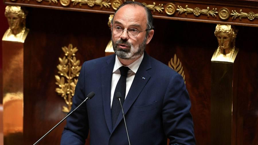 France to ease lockdown to avoid economic 'collapse' thumbnail