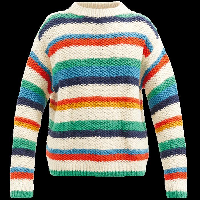 The Elder Statesman organic cotton sweater, £605