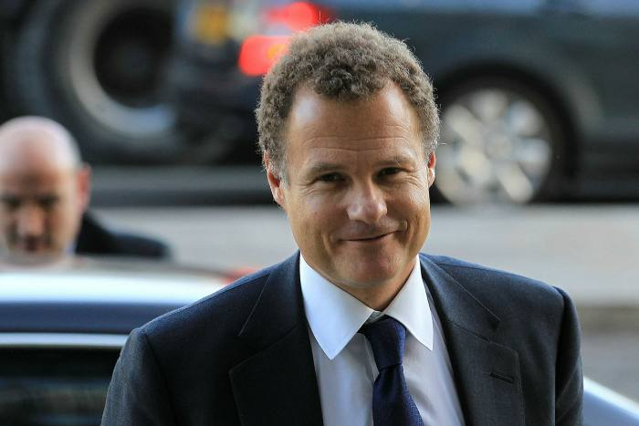 Jonathan Harmsworth, the Viscount Rothermere