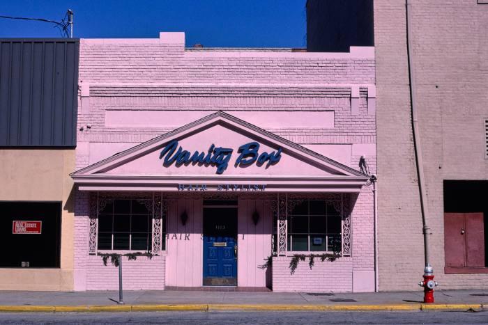 Vanity Box, Taylor Avenue, Columbia, South Carolina, 1988