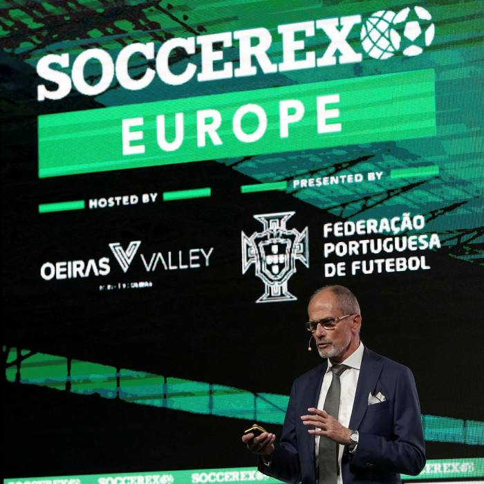 "Lars-Christer Olsson, chair of European Leagues, says ""we don't want anything to be established to make the Champions League closer to a private league at the top of the European pyramid'"