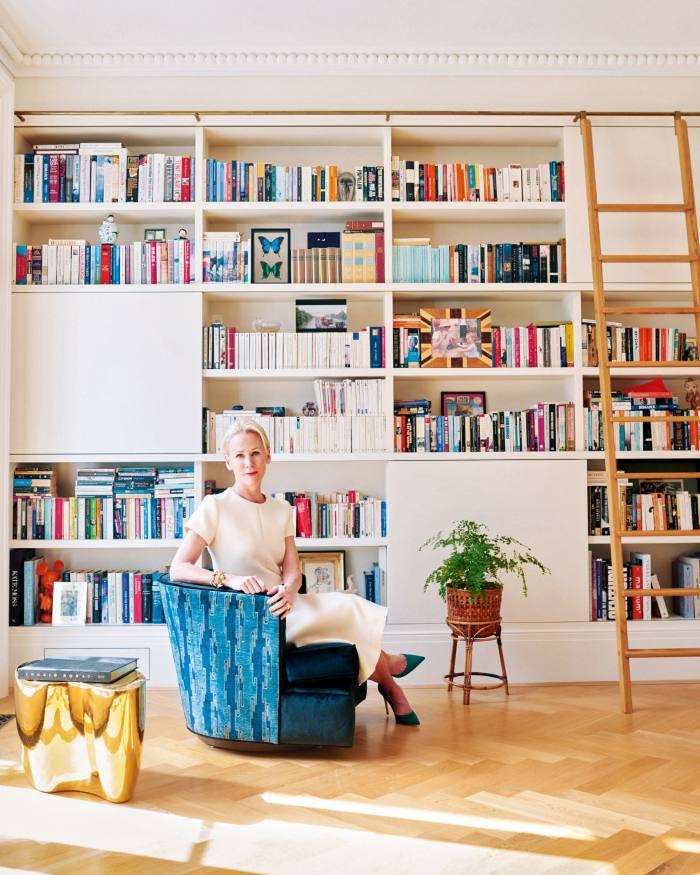 Skincare-brand founder/former USdiplomat Margaret de Heinrich de Omorovicza