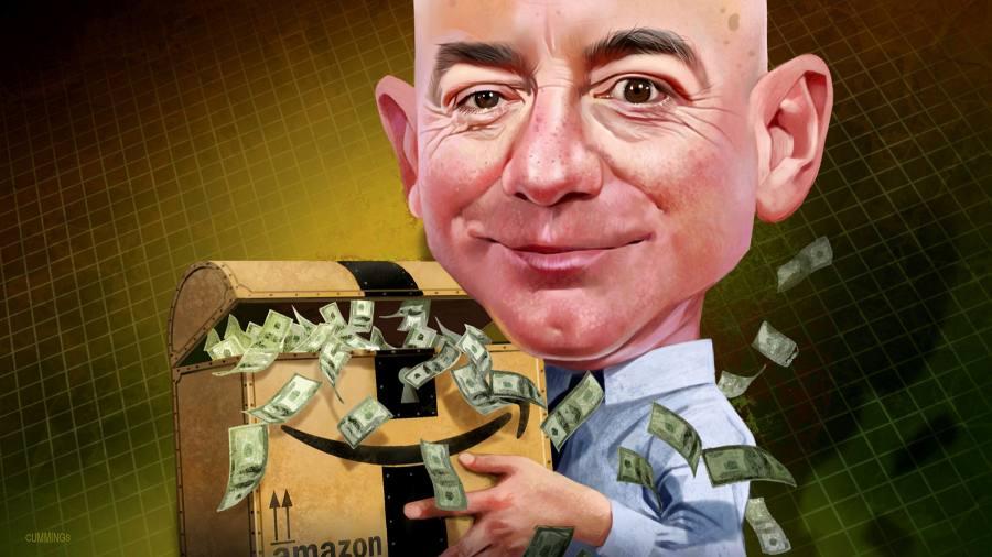 Jeff Bezos, Amazon billionaire in the hot seat