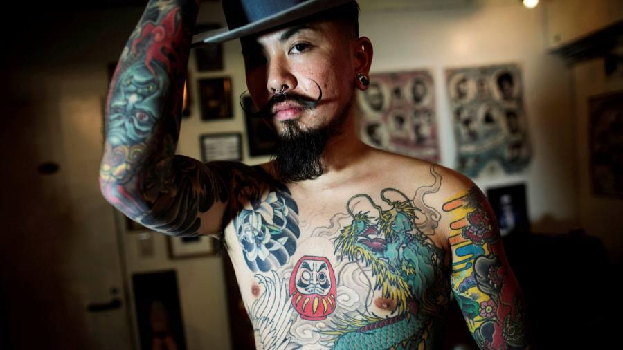 Supreme court pricks police in Japan tattoo saga