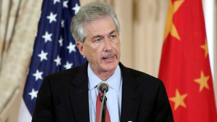 William Burns helped to steer the 2015 Iran nuclear deal, from which Donald Trump later withdrew
